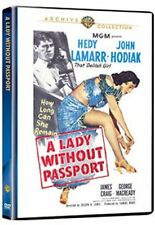 LADY WITHOUT A PASSPORT - (B&W) (1950 Hedy Lamarr) Region Free DVD - Sealed