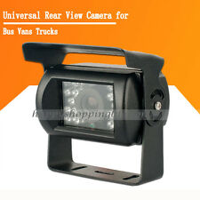 Rear View Back Up Camera for Bus Vans Trucks - Waterproof Car Reverse Camera