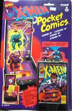 MARVEL X-MEN POCKET COMICS ASTEROID M  SET.