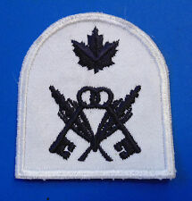 Canadian Armed Forces Canada Navy ship Storesman patch badge
