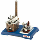 Wilesco D 10 Live Steam Engine Toy - See Video - Shipped from USA