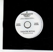 (EE991) Theatre Royal, The Story Of My Life - 2012 DJ CD