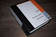 Case 1845C Uni-Loader Skid Steer Service Manual Repair Workshop Book