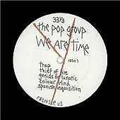 THE POP GROUP - WE ARE TIME          CD Album      (2014)