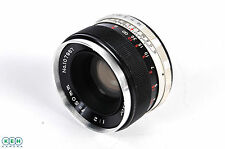 Mamiya/Sekor 50mm F/2 M42 Screw Mount Manual Focus Lens {52}