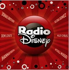 RADIO DISNEY SOUNDTRACK SEALED CD NEW MILEY CYRUS DEMI LOVATO JONAS BROTHERS