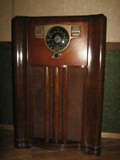 BEAUTIFUL ZENITH RADIO CONSOLE Model 10S567 - 1941