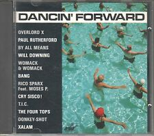 "Dancin Forward CD XALAM, FOUR TOPS, BANG, CRY SISCO (c) 1988  PROMO  12"" MIXE"