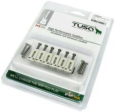 "Graph Tech TUSQ Saddles for Strat & Tele 2 1/16"" spacing. PQ-8000-00 Graphtech"