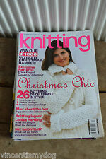 KNITTING MAGAZINE * ISSUE 45 * CHRISTMAS SPECIAL 2007 *