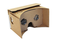 New Ultra Clear Cardboard 3D VR Virtual Reality Mobile Phone Google Glasses #517