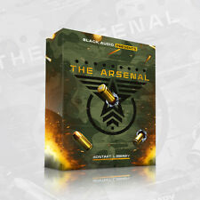 "Native Instruments NI Kontakt Library ""The Arsenal"" See Demo"