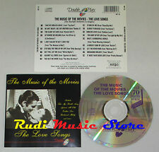 CD MUSIC OF MOVIES LOVE SONGS top gun footlose buster ghost lp mc dvd vhs
