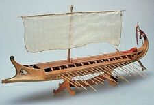 Amati Greek Bireme 480BC 1:35 (1404) Model Boat Kit