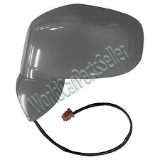 Electric Side Mirror adjustable primed convex RIGHT Fits NISSAN TIIDA 2005-2012
