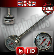 BMW R 80 RT/2 Monolever 1988 - Oil temperature gauge / dipstick