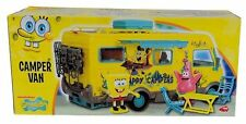 SpongeBob SquarePants Camper Van Toy Playset Inc Sponge Bob & Patrick Figure New