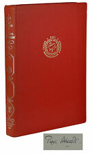 The Royal Shakespeare Theatre Edition Sonnets ~ SIGNED by PEGGY ASHCROFT Limited