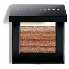 BOBBI BROWN SHIMMER BRICK COMPACT BRONZE BRONZO OMBRETTO SET TROUSSE MAKE UP