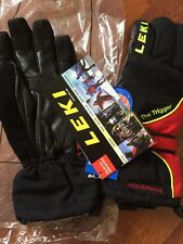 LEKI Ski gloves size 9.5,Trigger S Powerframe- GORETEX