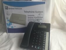 ORCHID PBX 308+ TELEPHONE  SYSTEM with 1 X Fixed Phone XL220