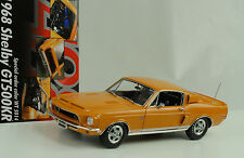 1968 Ford Shelby GT500 KR  WT5014 orange / Release 3  1:18  ACME GMP