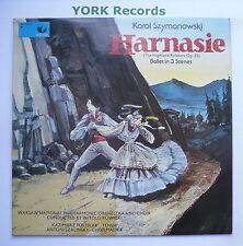 AUR 5064 - SZYMANOWSKI - Harnasie ROWICKI Warsaw National PO - Ex Con LP Record