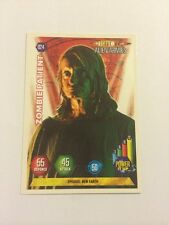 DOCTOR WHO- ALIEN ARMIES- TRADING CARD GAME- 024-ZOMBIE PATIENT- MINT