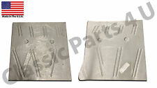 1955 1956 1957 FORD THUNDERBIRD  FRONT FLOOR PANS  NEW PAIR!  FREE SHIPPING!
