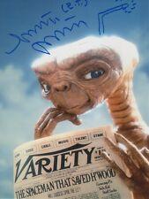 """Matt Demeritt """"E.T."""" Autogramm signed 20x28 cm Bild"""
