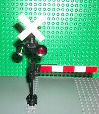 Lego Railroad Train Crossing 4 MOC 4558 7939 4535 3677 7898 4512 7938 4565 4559