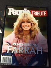 People Magazine Special Edition Tribute to Farrah Fawcett