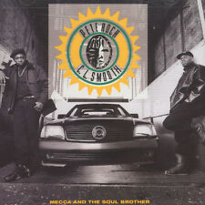 Pete Rock & CL Smooth - Mecca and the soul brother (CD - 1992 - US - Reissue)