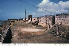 Fort Charlotte Kingstown St. Vincent & The Grenadines, Caribbean --- Postcard