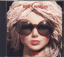 HAPPY MONDAYS - Live - CD 1991 NEAR MINT CONDITION