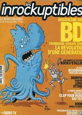 Les Inrockuptibles #582 -ANGOULEME 2007 BD- Dionysos...