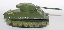 Die Cast Military M-4 Sherman Tank in Jungle Green Camouflage