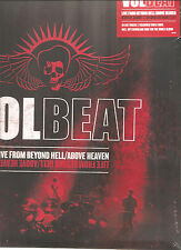 "VOLBEAT ""Live From Beyond Hell/Above Heaven"" 3LP rotes Vinyl + Download sealed"