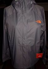 NWT Women's North Face VENTURE JACKET Rain Coat HyVent WATERPROOF Hood LARGE $99
