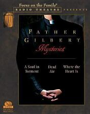 Father Gilbert Mysteries: A Soul in Torment/Dead Air/Where the Heart Is (New)