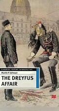 The Dreyfus Affair: Honour and Politics in the Belle Epoque-ExLibrary