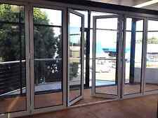 BIFOLD DOOR | ALUMINIUM DOUBLE GLAZED 2110H x 5410