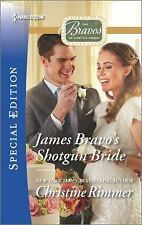 James Bravo's Shotgun Bride (The Bravos of Justice Creek)-ExLibrary