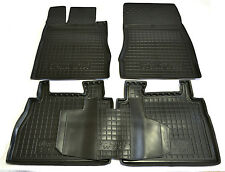 Mercedes-Benz W220 1998-2005 Short 2wd Rubber Car Floor Mats All Weather Custom