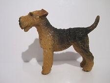 16336 Schleich Dog: Airedale Terrier ref: 1D583