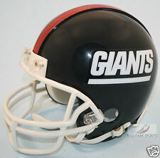 NEW YORK GIANTS (1981-99 Throwback) Riddell VSR4 Mini Helmet
