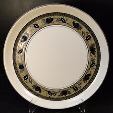 "Mikasa Arabella Large Round Chip Platter Snack Tray 14 3/8"" CAC01 EXCELLENT!"