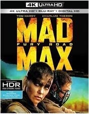 Mad Max: Fury Road 4K Ultra HD Blu-ray