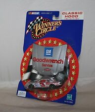 2001 Winners Circle DALE EARNHARDT SR GM GOODWRENCH 1/64 Classic Hood Collection