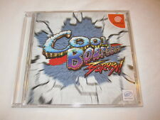Cool Boarders Burrrn! Sega Dreamcast Import Game w/Instructions in Plain Case NM